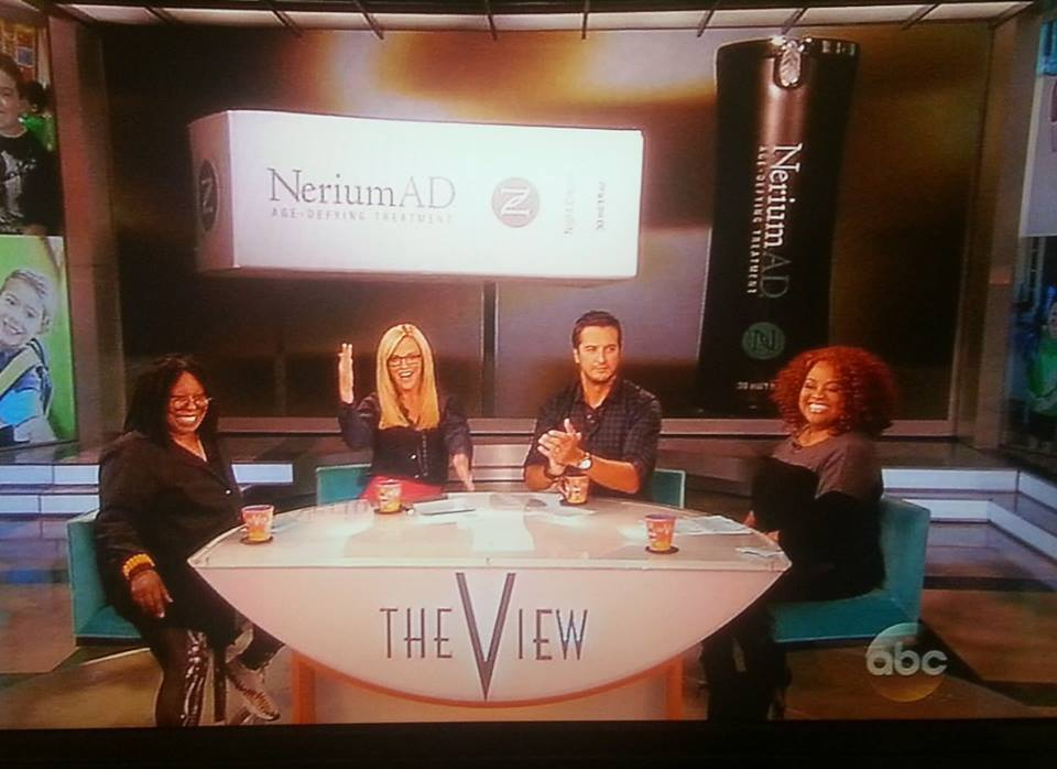 Nerium on TV