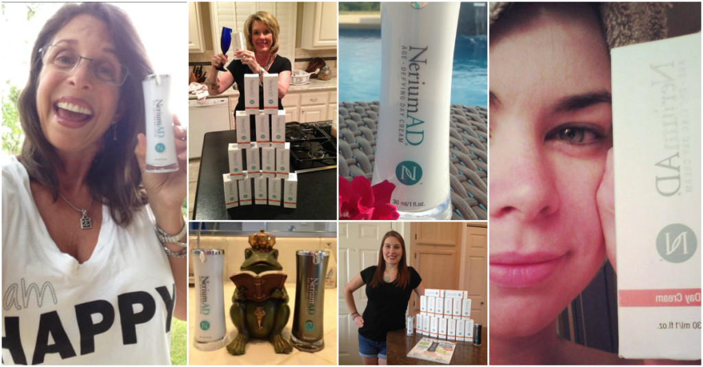 nerium day cream