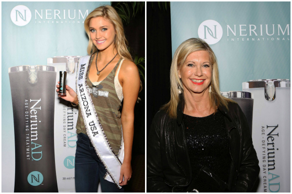 young and old like nerium