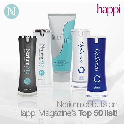 Nerium #40 on List