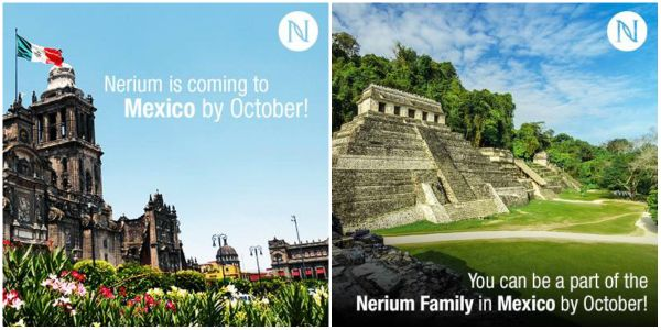 Nerium Expansion to Mexico