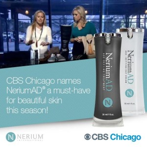 CBS Chicago - NeriumAD