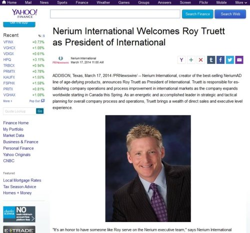 RoyTruett-InternationalPresident