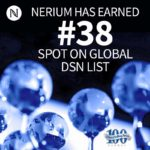 Nerium ranks #38 on Global DSN List
