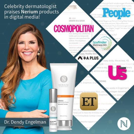 Dr Dendy Nerium Body Cream