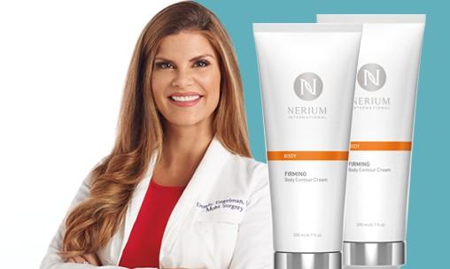Dr Dendy recommends Nerium Body Cream